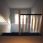Dębowe schody2